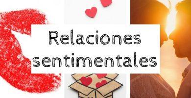 Relaciones sentimentales en inglés