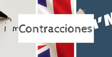 Contracciones en inglés
