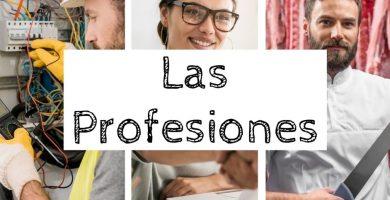 profesiones inglés