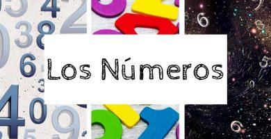 Los números en inglés